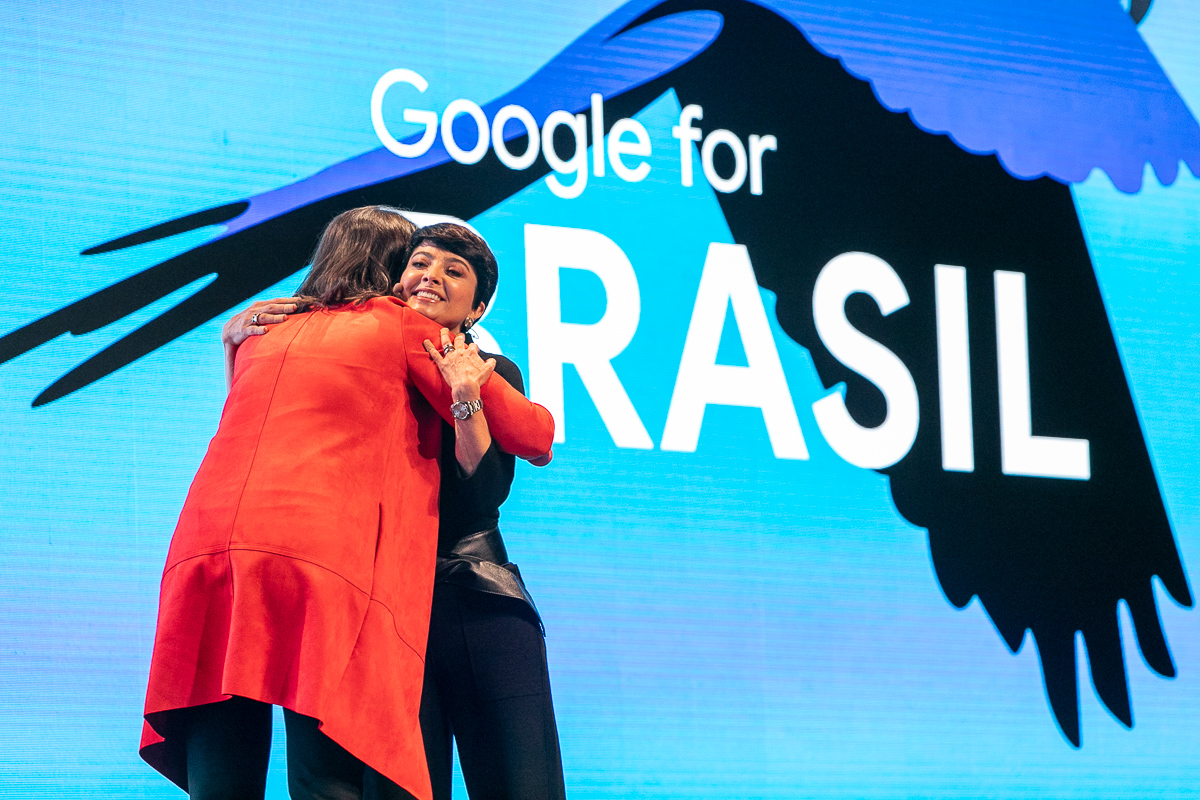 JA Brazil and Google.org introduced the new partnership to the community.