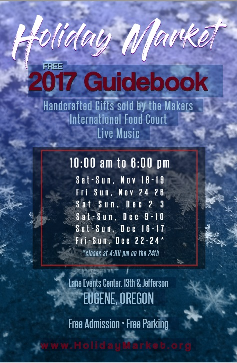 Holiday Market Guidebook 2017