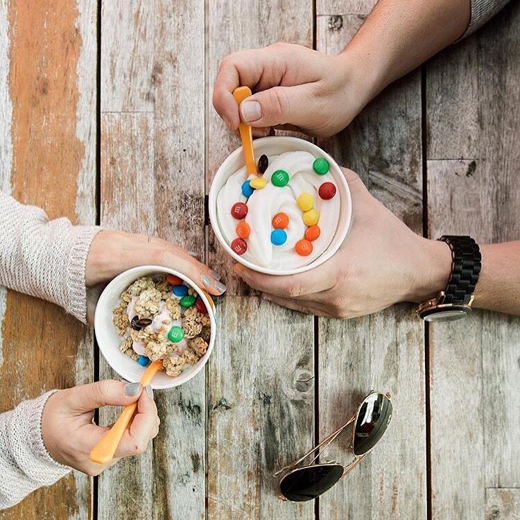 Purpose Snackery - Orange Leaf Yogurt