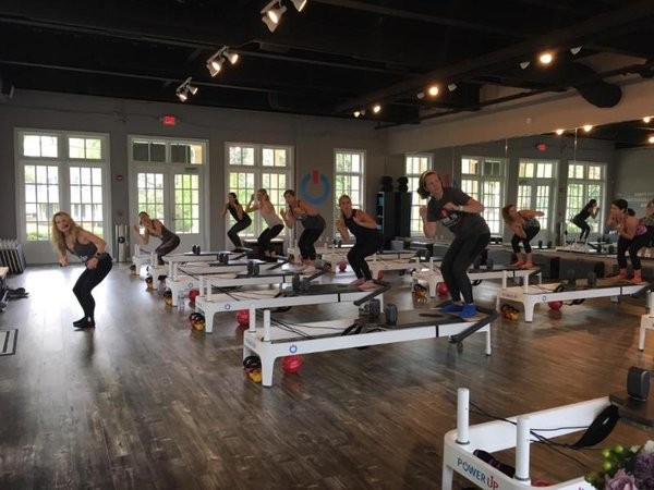 Power Up Pilates Opens at Crabapple Market - Great addition to Crabapple Market!