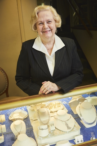 Harriet Edmunds Bowen Jewelry Staff
