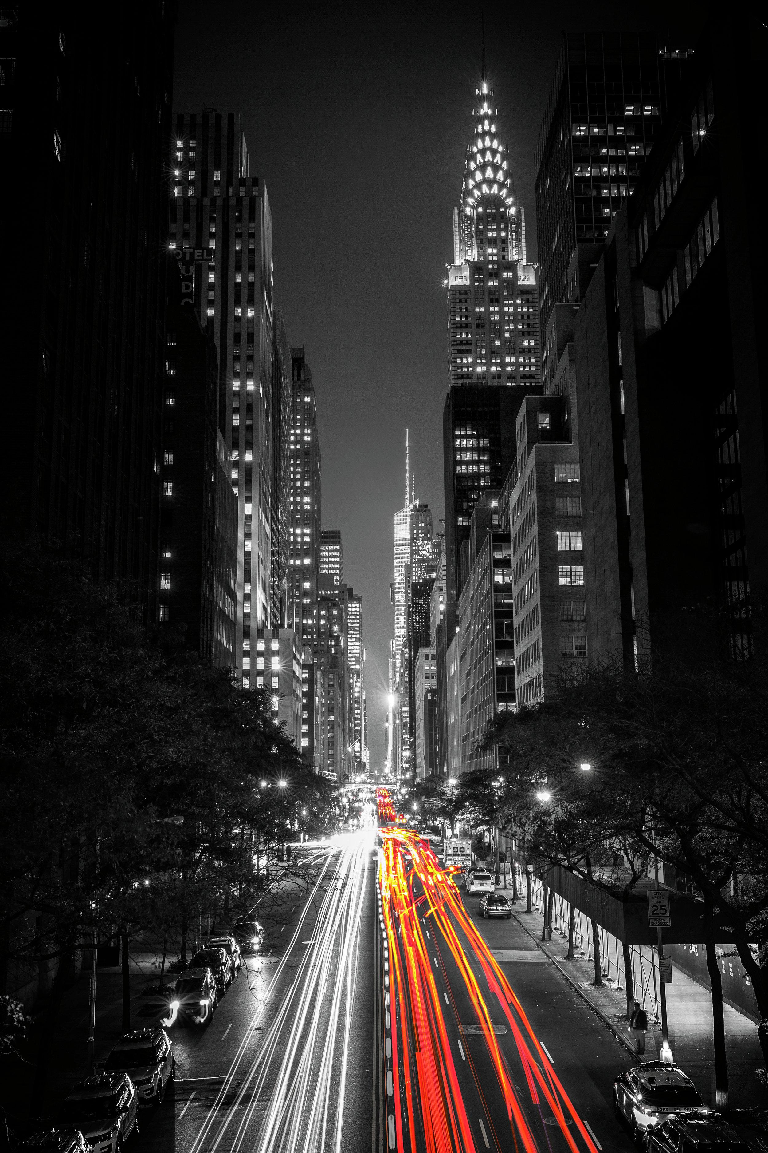 42nd street, New York City, NY