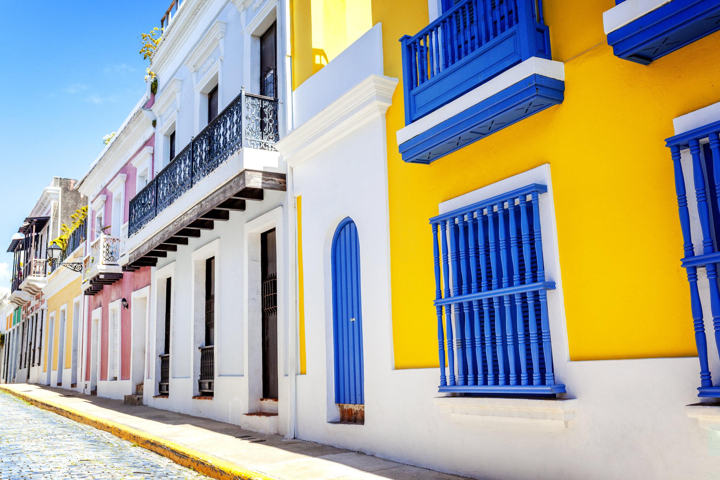 Houses in San Juan, PR