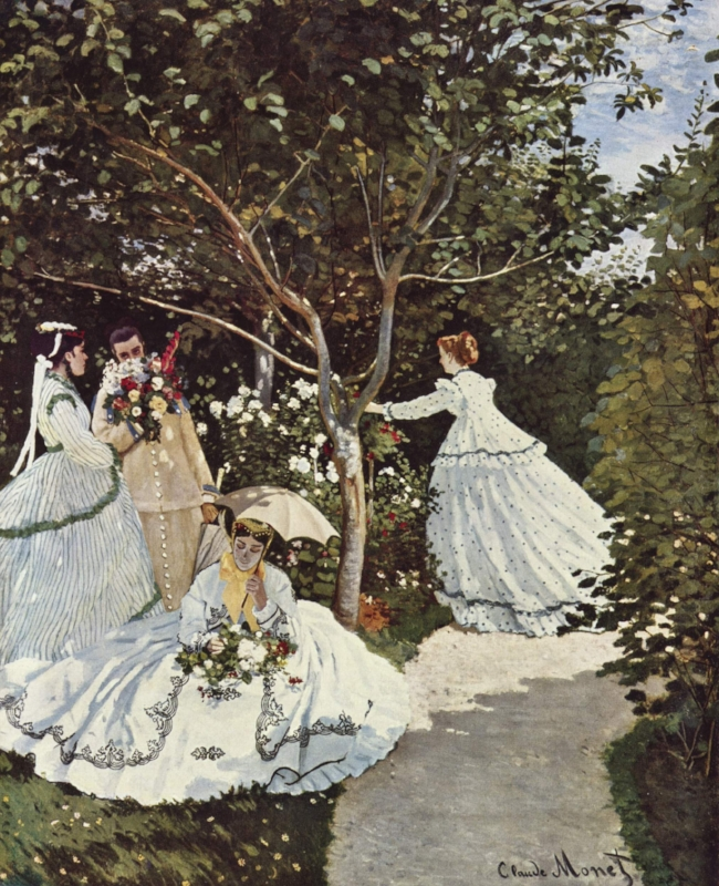 Monet_Women In The Garden.JPG
