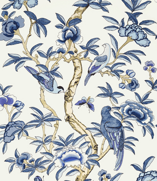 Thibaut Giselle - Blue & White.PNG