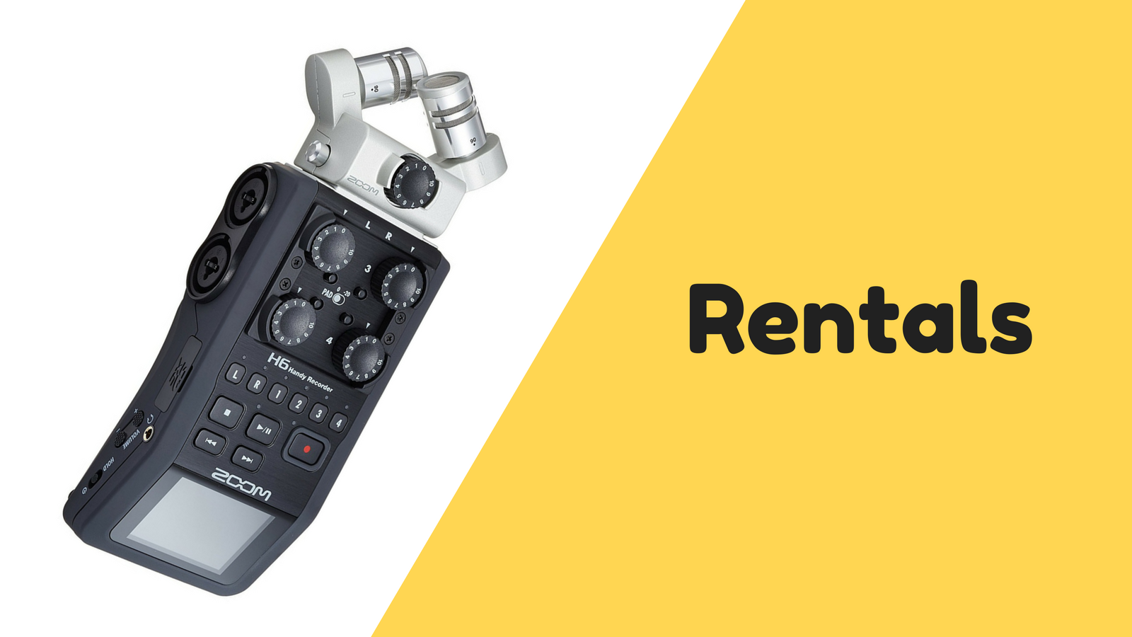 Rent Podcast Kits - Everything you need to start podcasting