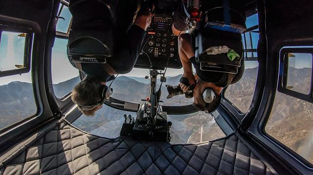 Photographers are cooler than normal people. #fact  This is @jprensena demonstrating total focus. (If you like upside down helicopters, check out my official page over at @aaronfitzgerald105)