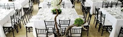 - If you decide to plan your wedding yourself, you may decided to use a rental company for your special day or event. Most rental companies has a wide range of products to chose from such as linens, napkins, chairs, tents, etc. Here are a few tips to help you along the way when renting from a company.