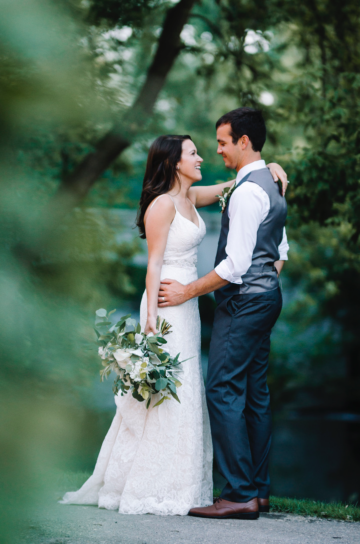 Blushing Design Couple - Heather nailed the flowers at our wedding and I feel so fortunate that she was able to not only help me figure out what I wcould have imagined!Love,Chelsea & Kyle