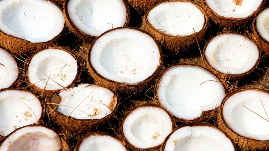 Organic Coconut -