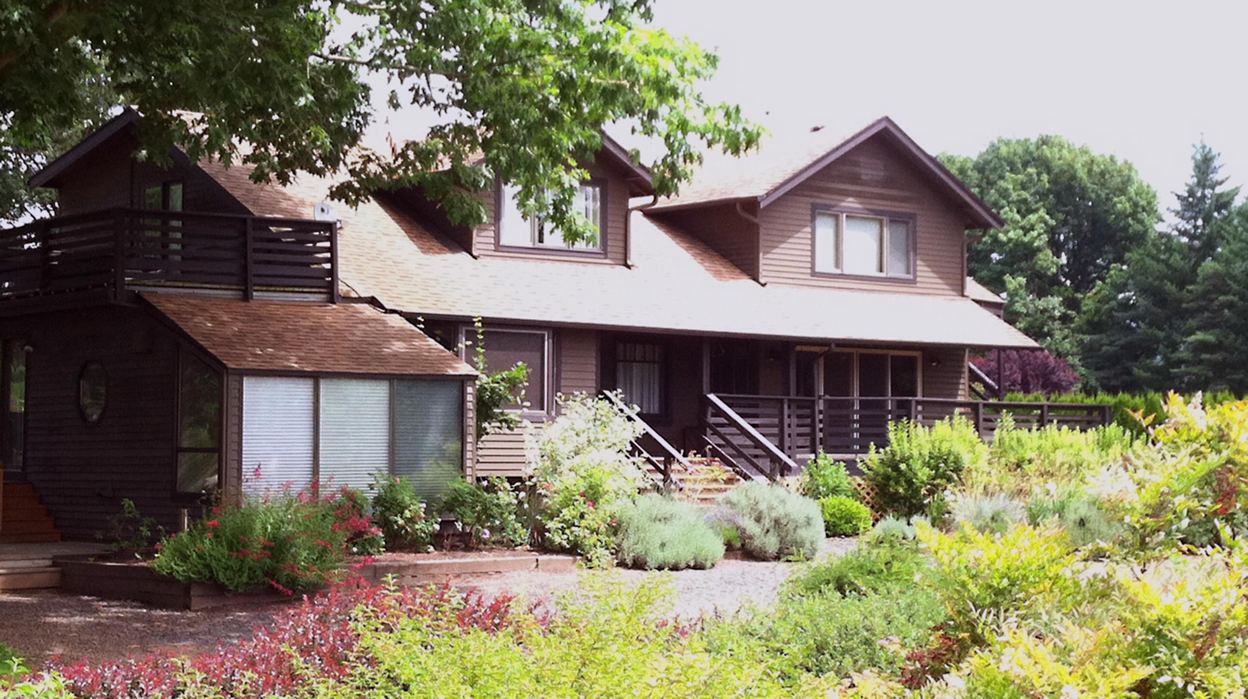 Willamette Farms Guesthouse in Newberg, Oregon