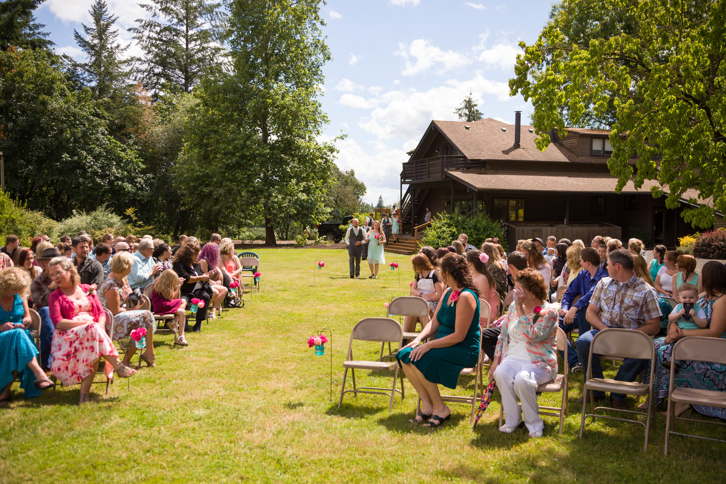 A Willamette Farms Wedding