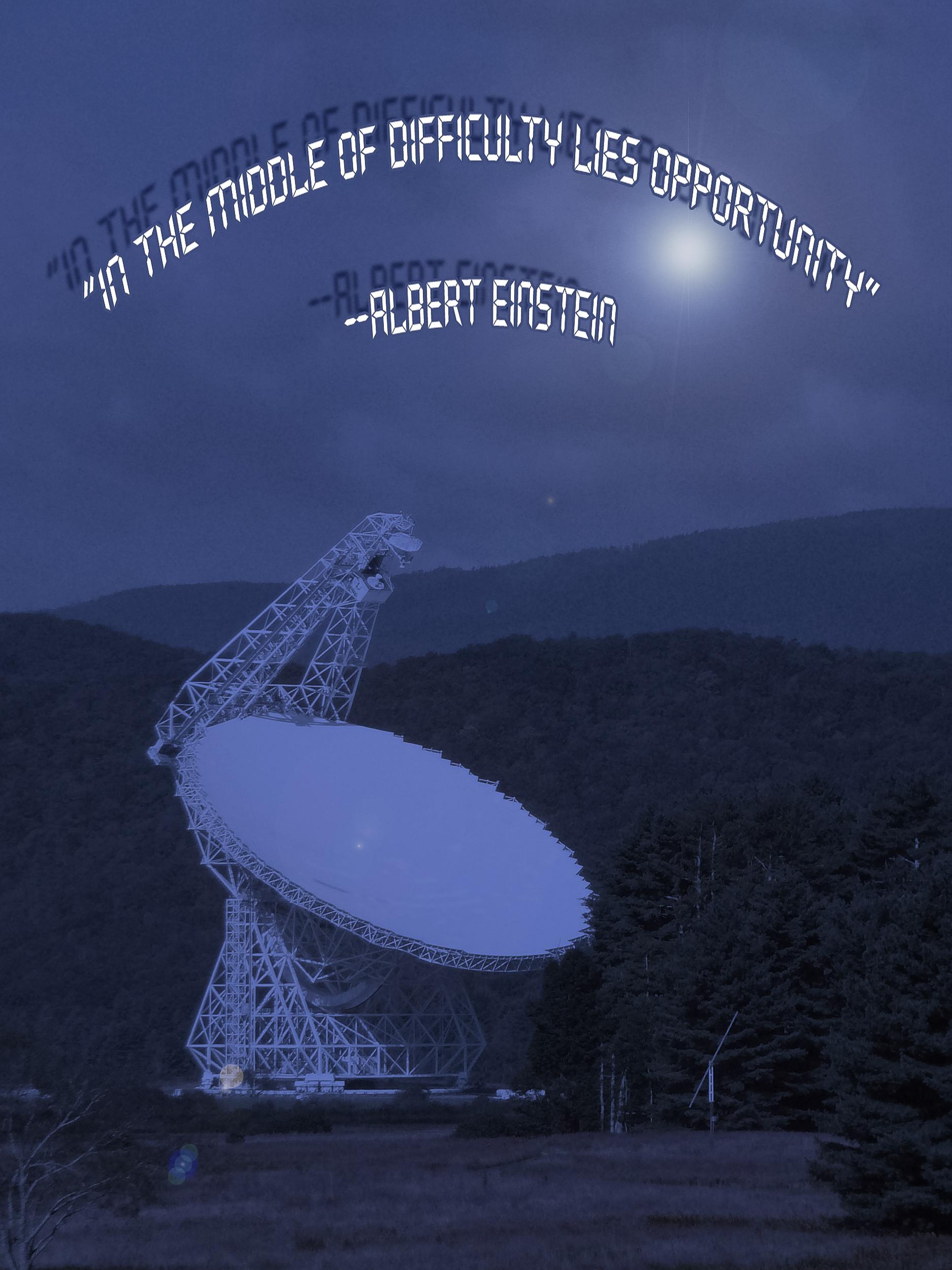Opportunity - Einstein