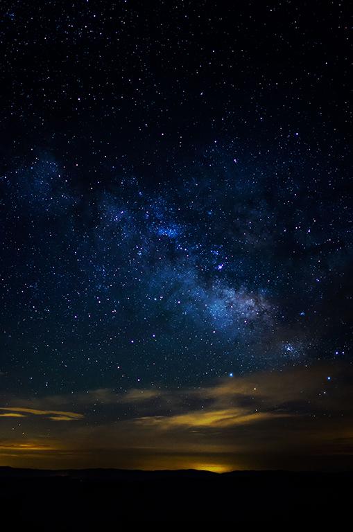 Milky Way in Sagittarius