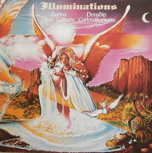 <i>Illuminations</i><br>Available on Amazon and ITunes<br>1974