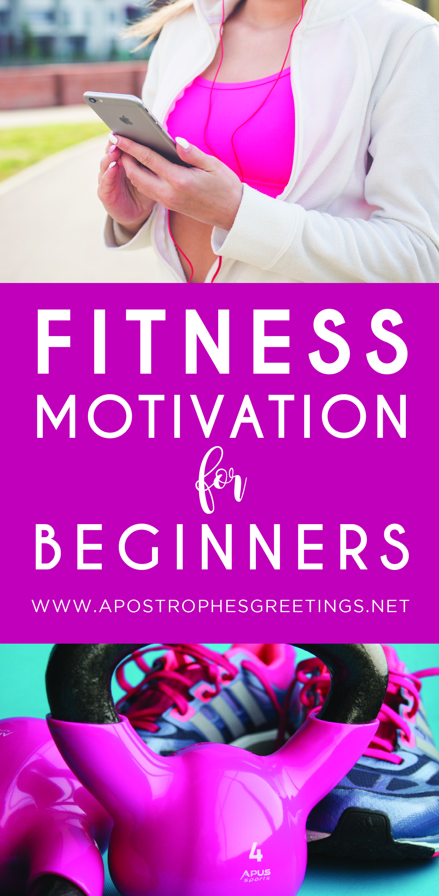 fitness motivation for beginners