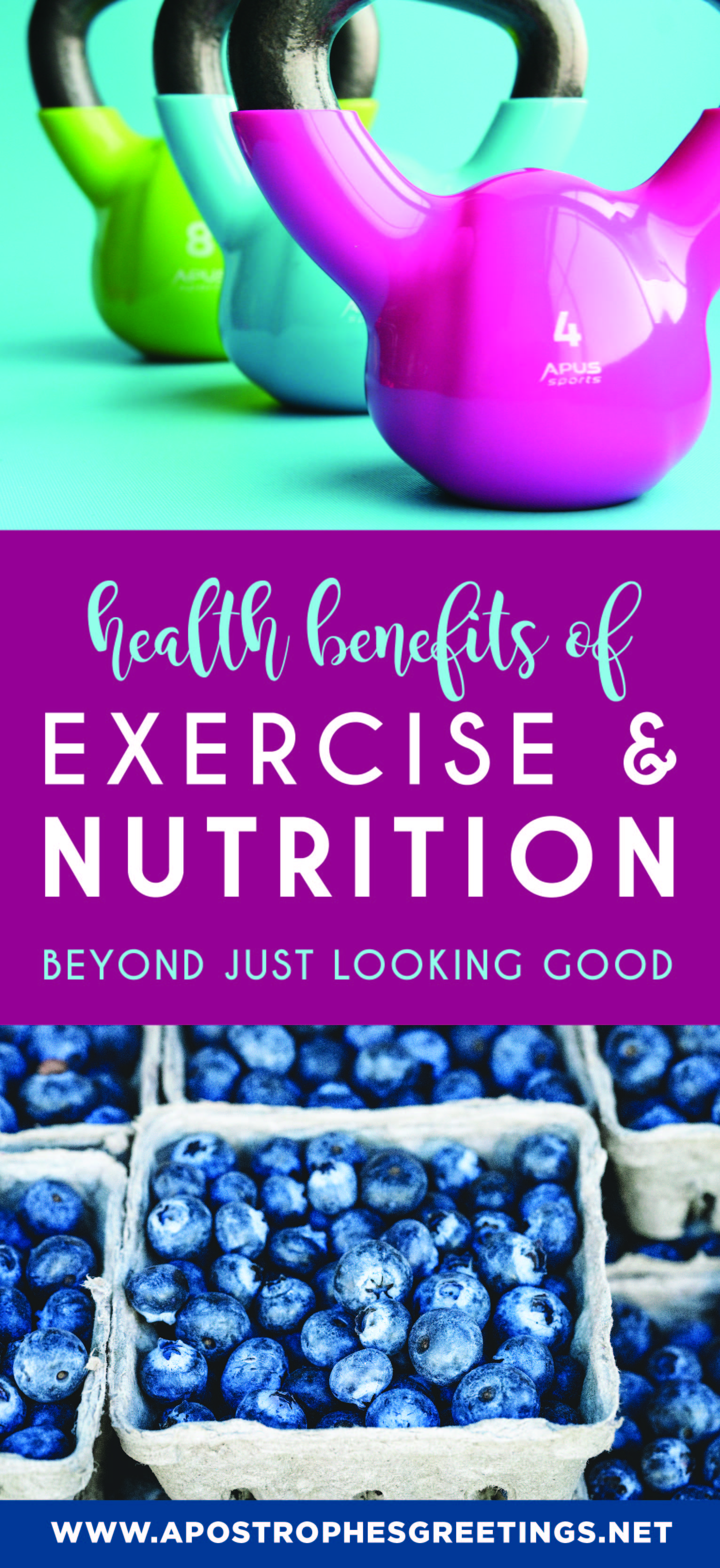 Health benefits of exercise and nutrition