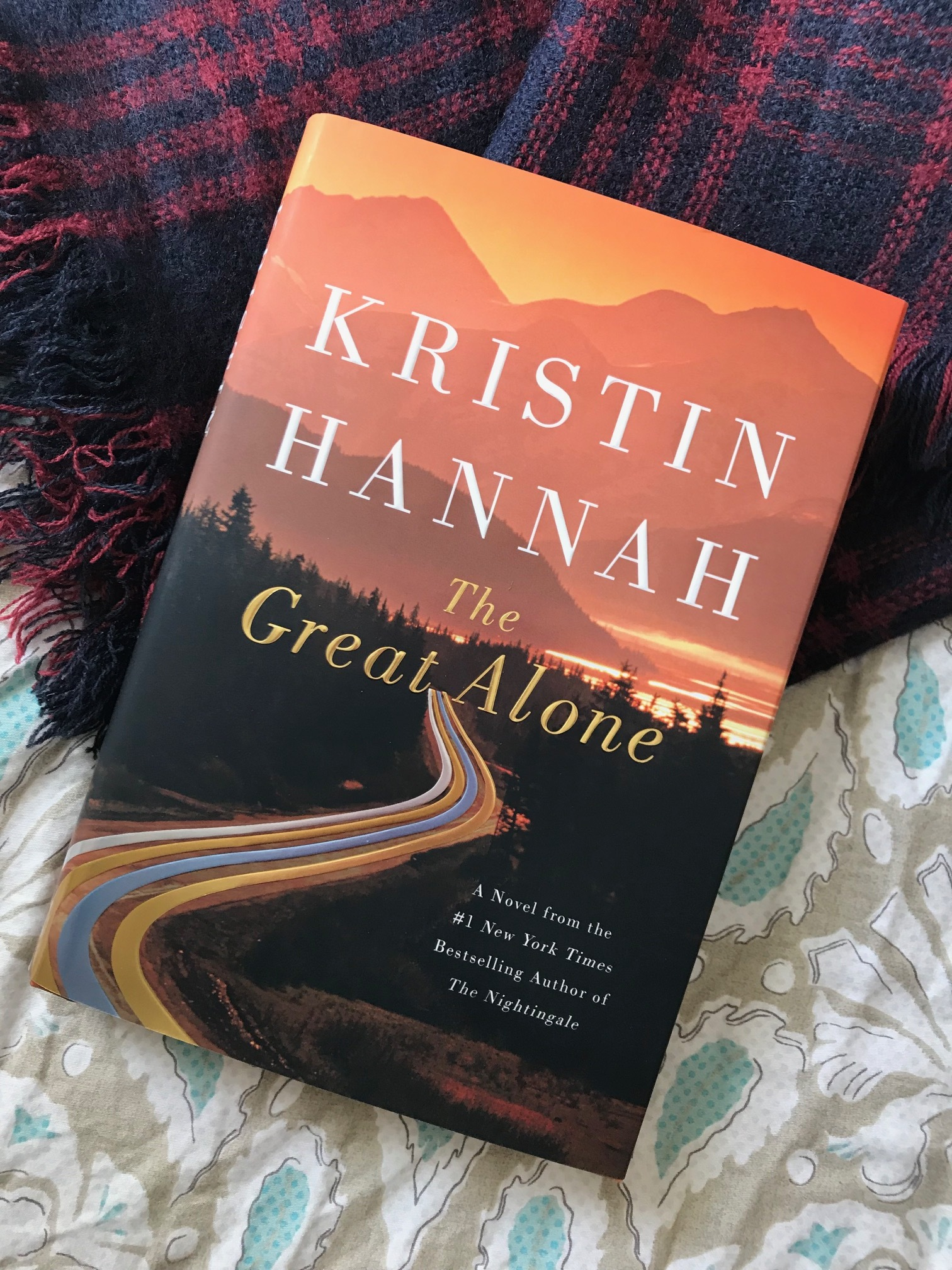 The Great Alone, Kristin Hannah.jpg