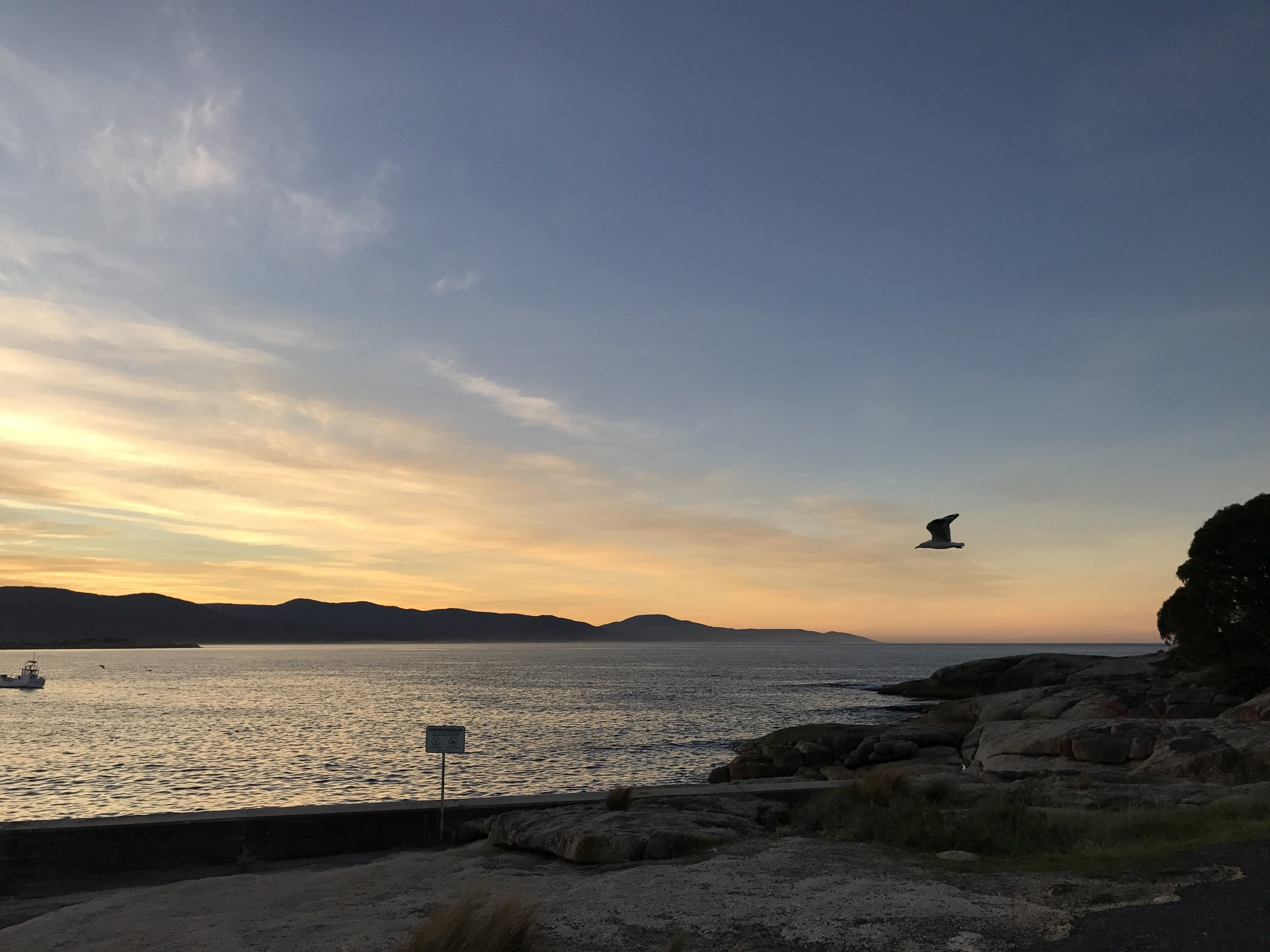 Bicheno Sunset
