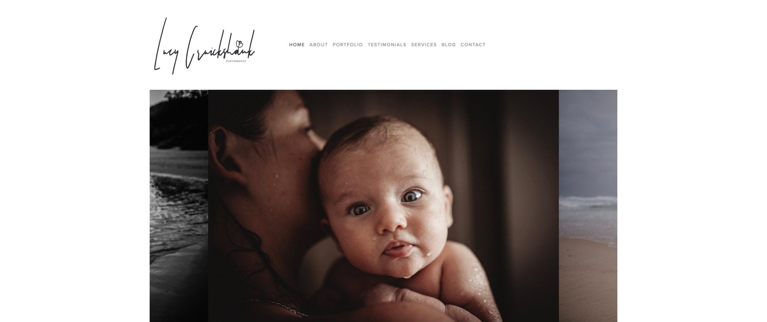 Lucy Cruickshank Photogrpahy - website - by Tanika Blair 1.jpeg
