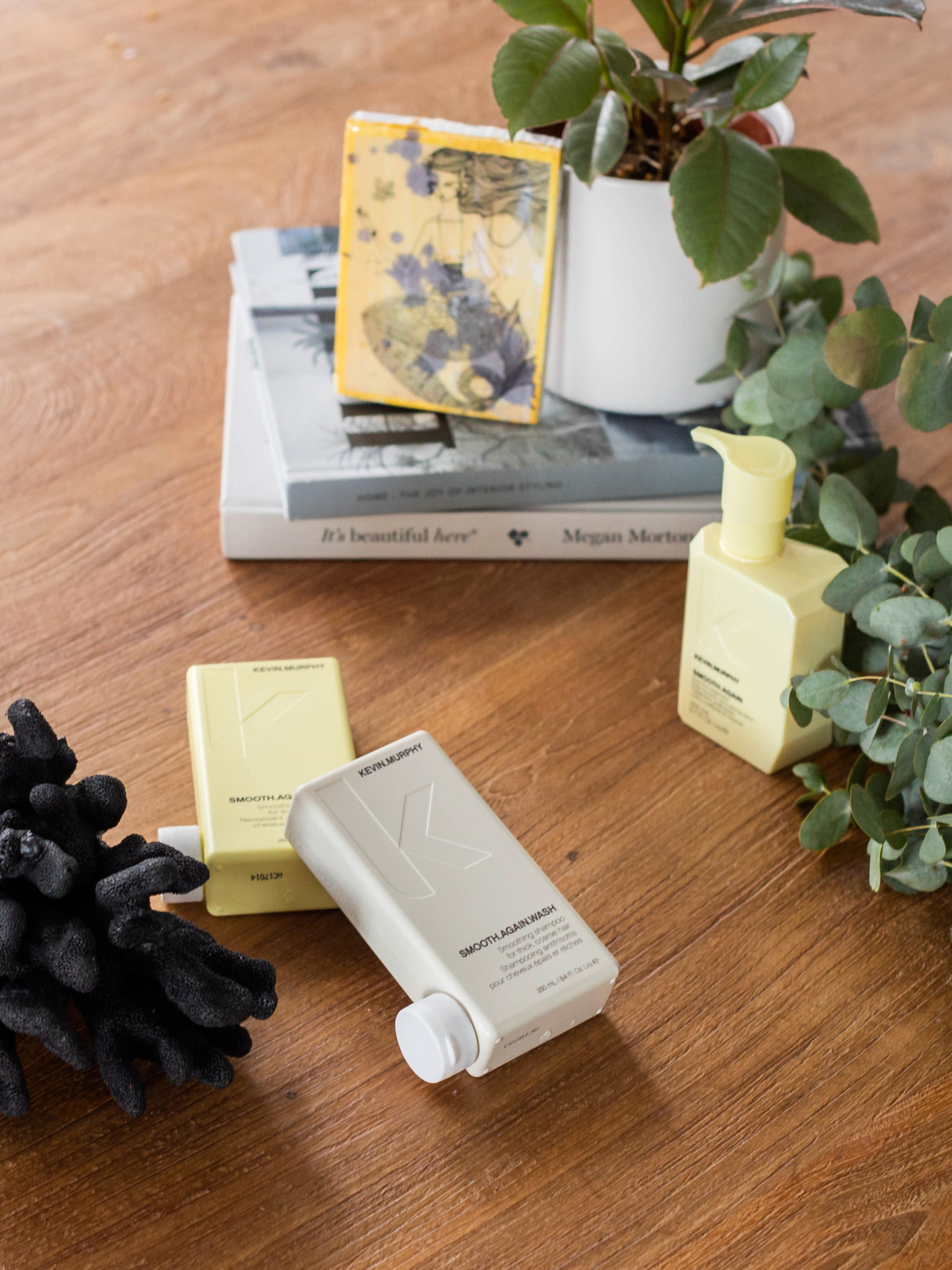 Kevin Murphy for Moosh Hair Studio - Flat Lay Styling & Photography by Tanika Blair - Yellow, portrait.jpg