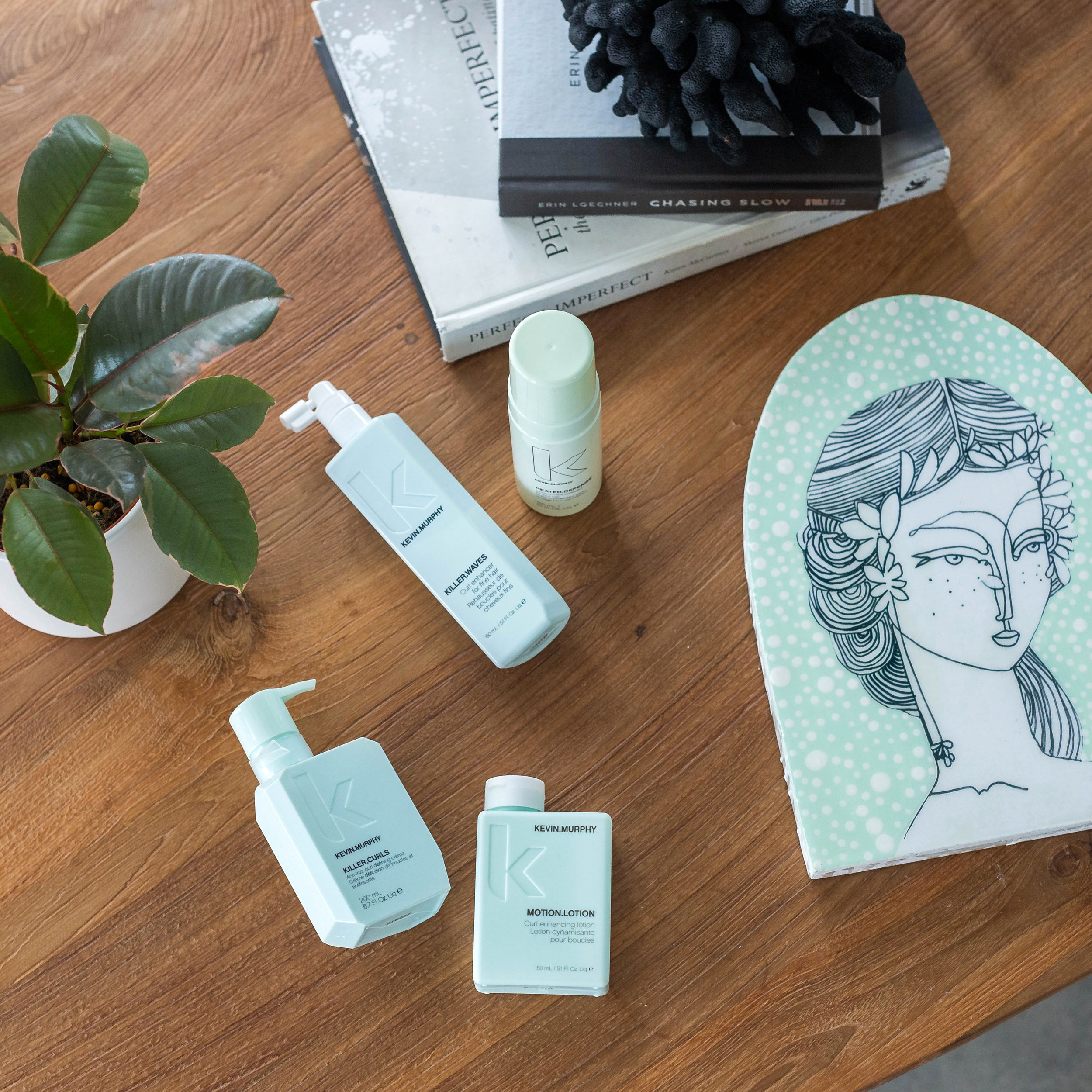 Kevin Murphy for Moosh Hair Studio - Flat Lay Styling & Photography by Tanika Blair - Mint 2 - square.jpg