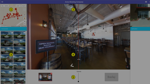 360 Media and Virtual Reality - Click to learn more and take a virtual tour of a brewery
