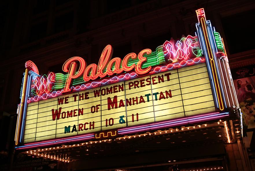 Women of Manhattan —March 2017