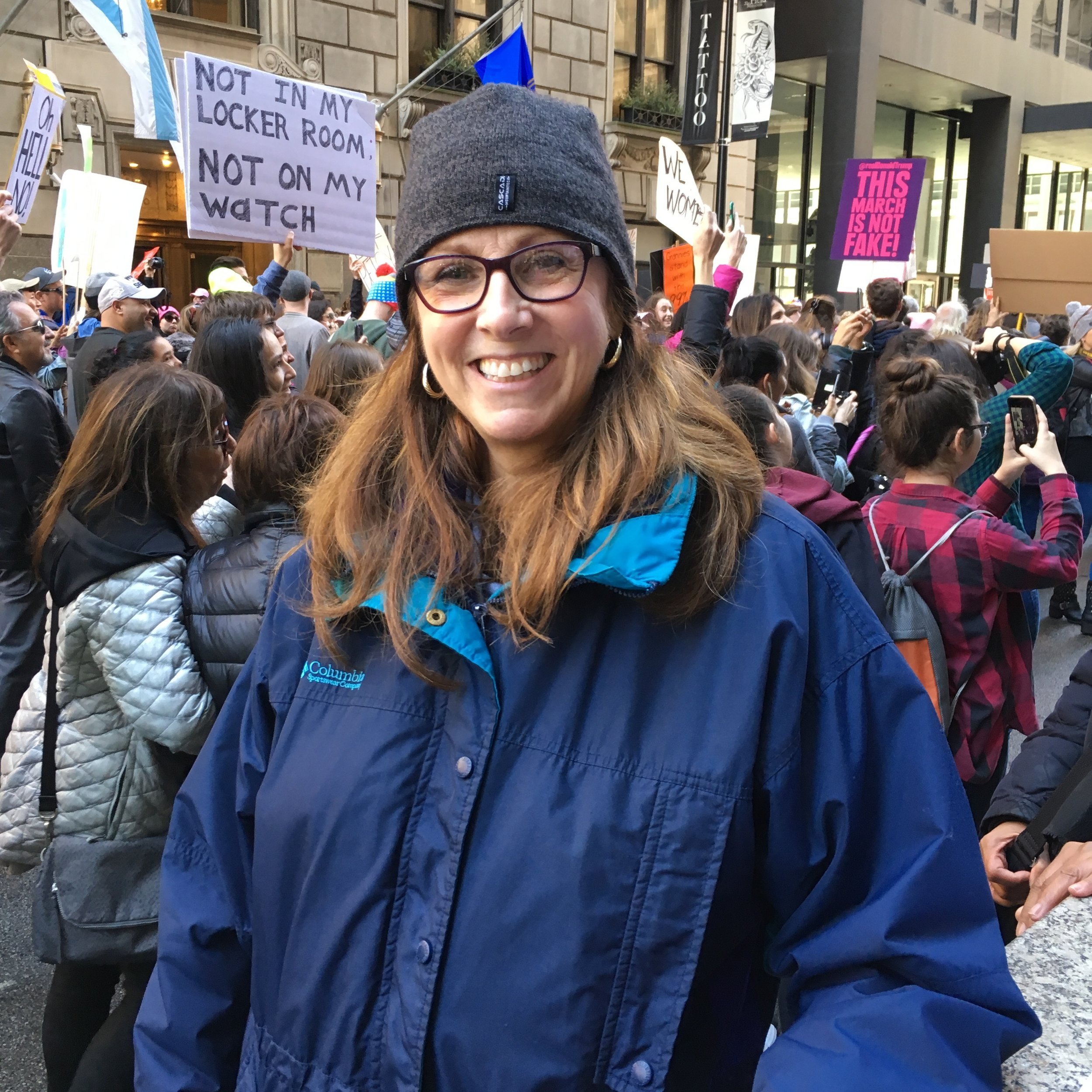 Dianne Women's March Chicago (1).JPG