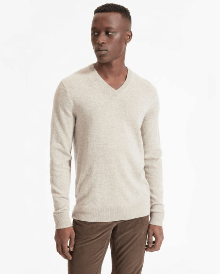 Everlane products - simple, high-quality staples.