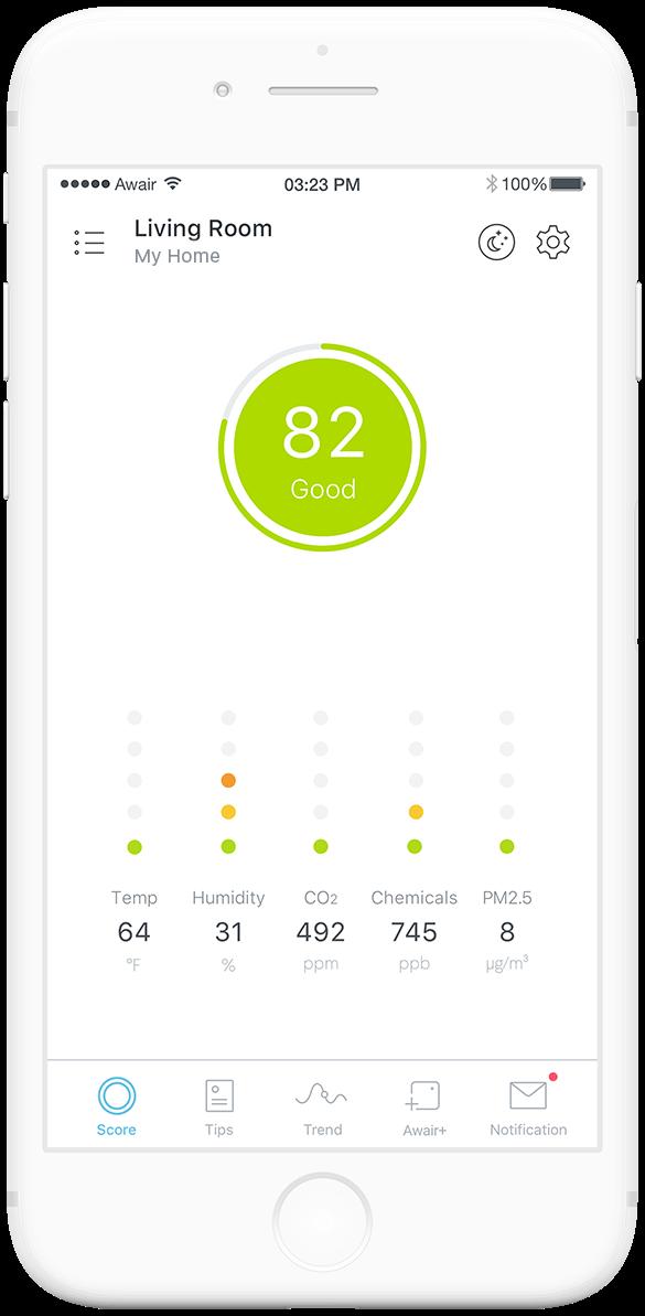 awair-2nd-edition-app-score