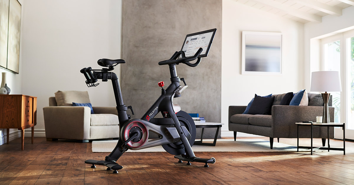 Image courtesy of Peloton.