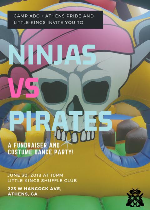 Ninjas vs pirates v1 front.jpg