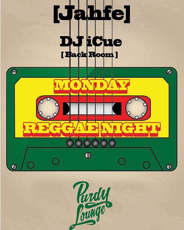Jahfé at Purdy Lounge on Monday. #freeallnight