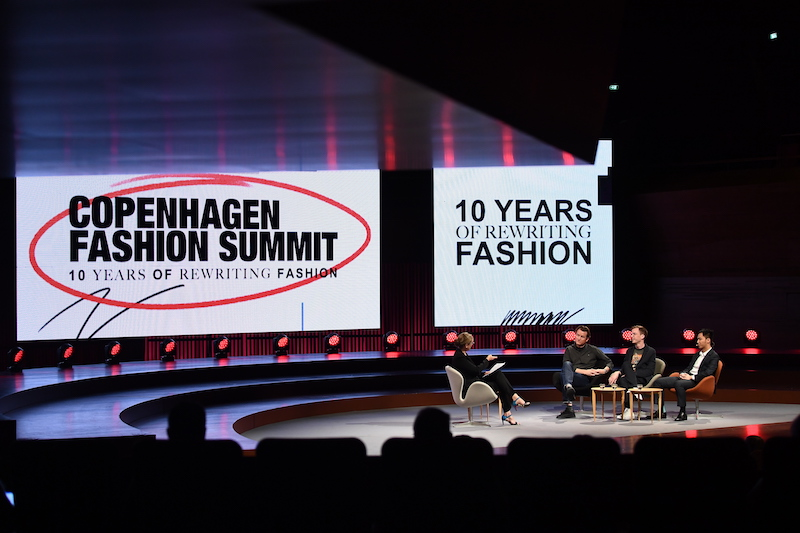 (2019 Copenhagen Fashion Summit)