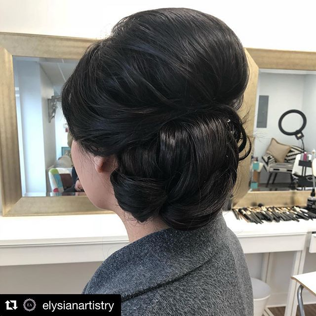 #Repost @elysianartistry with @get_repost ・・・ Now taking bookings for updos and more! #lowupdo #hairyeg #hmua #makeupartist #hairartist #undiscovered_muas #edmontonmakeupartist #motd #yeg #yegwedding #yegweddingmua #yeghair