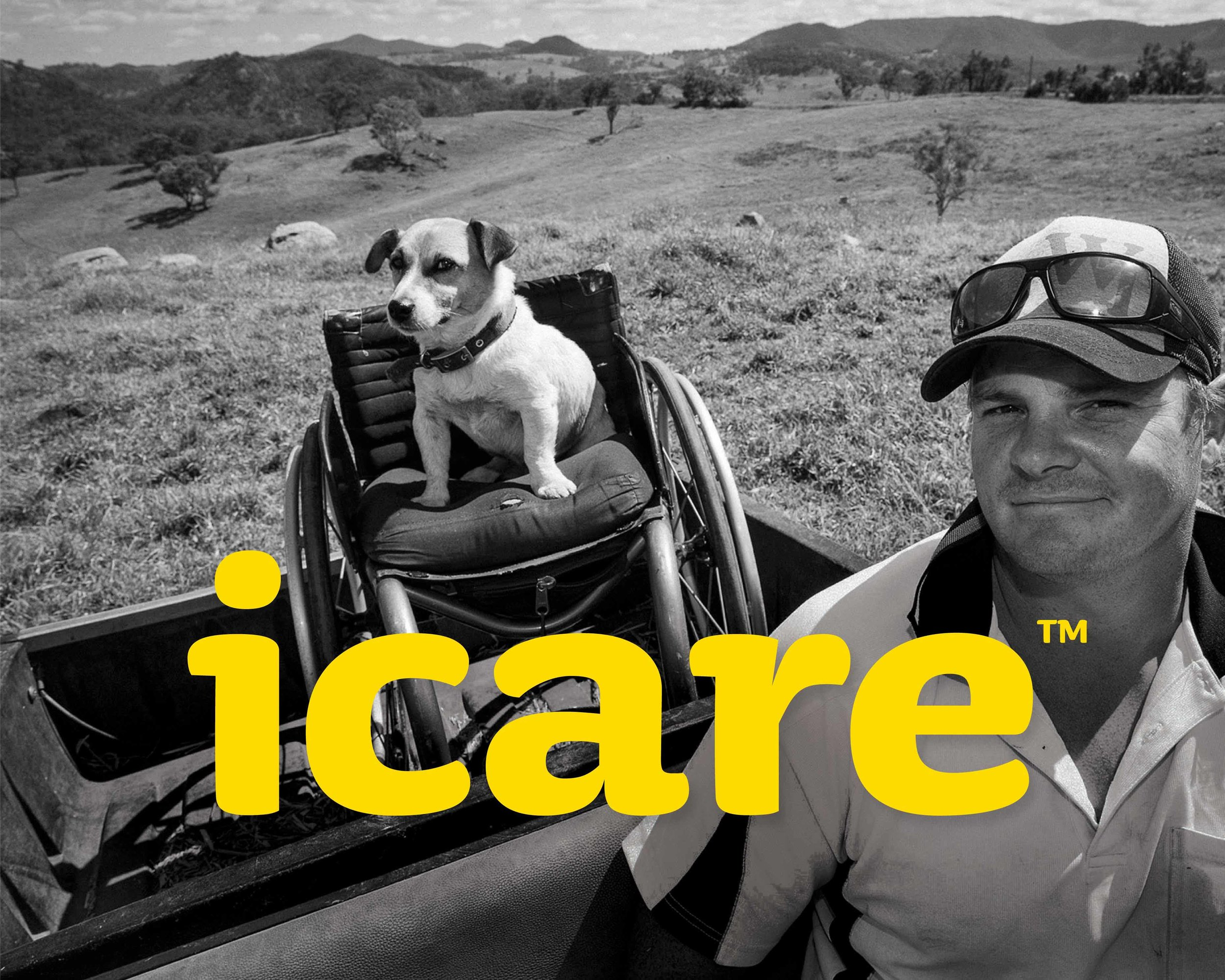 Client Work - iCare