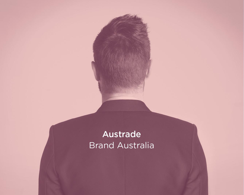 Client Work - Austrade brochure