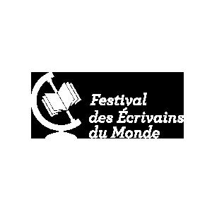 Festival des Ecrivains du Monde logo