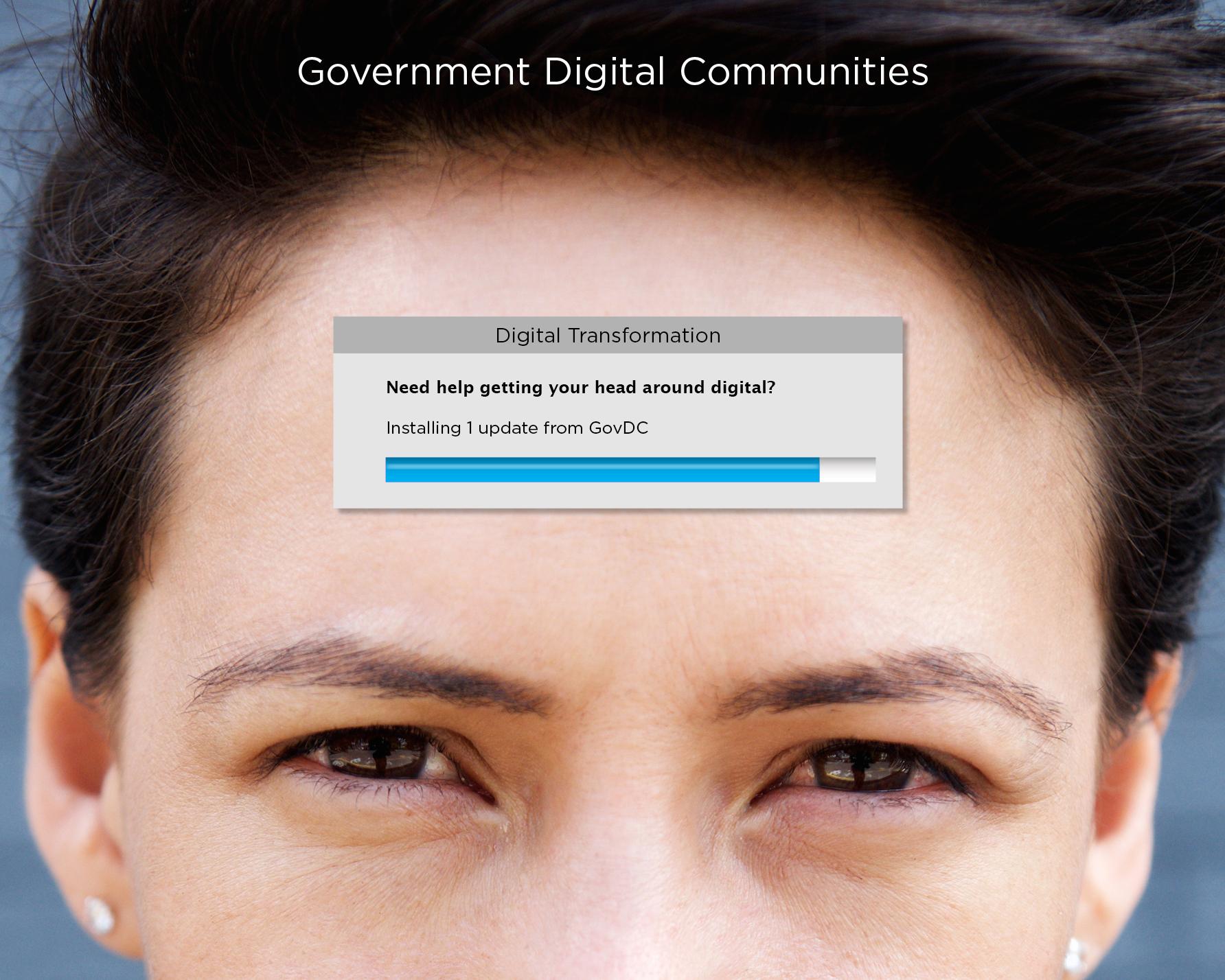 Client Work - Gov. Digital Communities