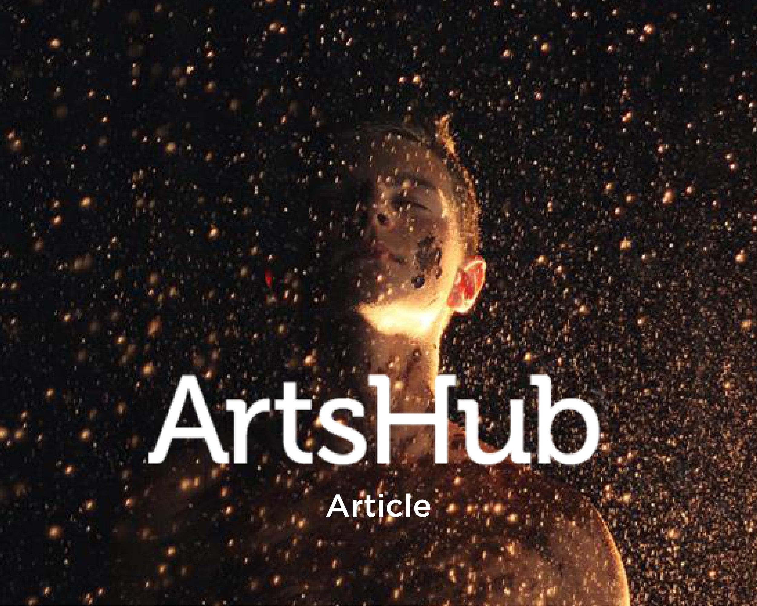 Arts Hub Interview.jpg