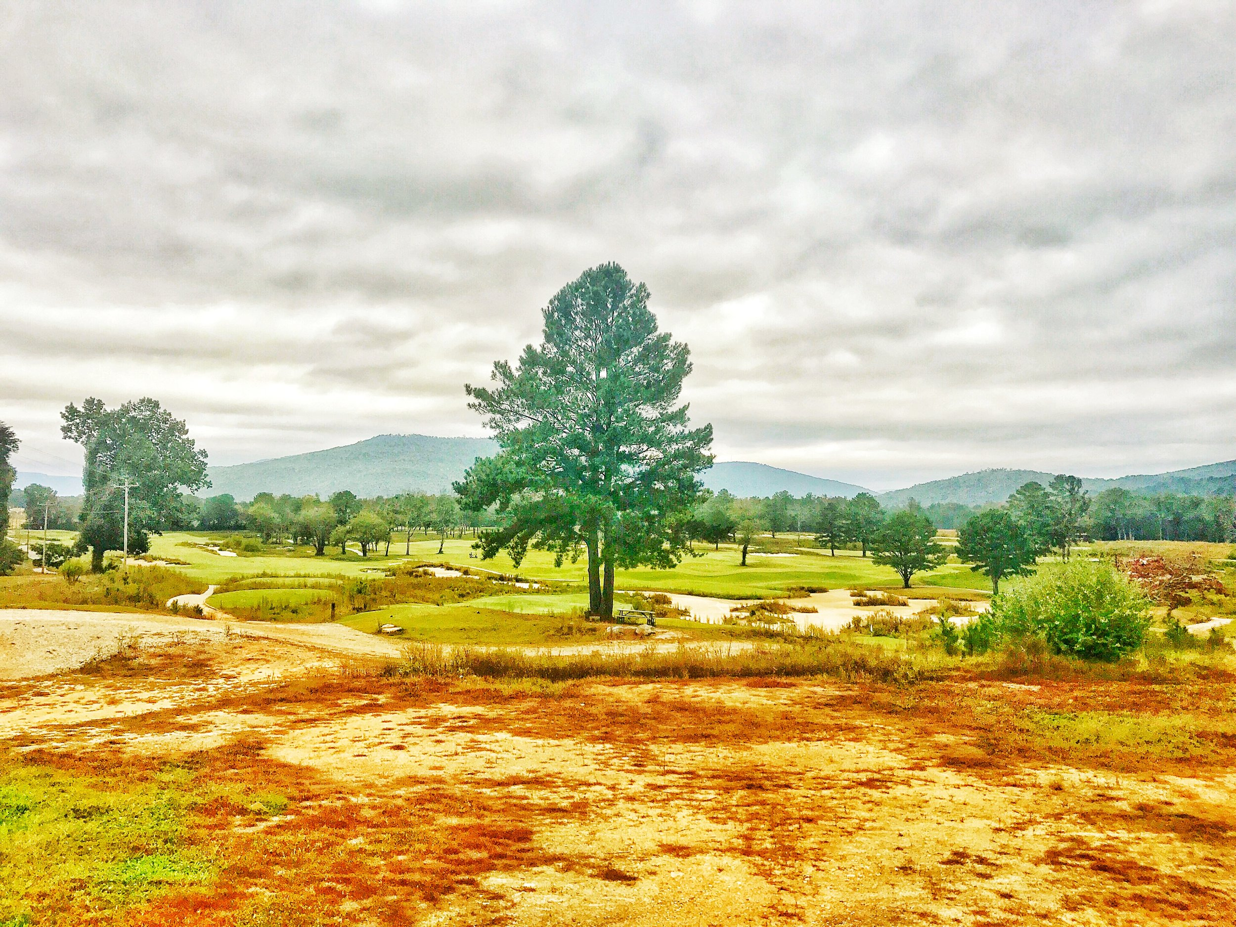 Sweetens Cove Golf Club, South Pittsburg, Tennessee