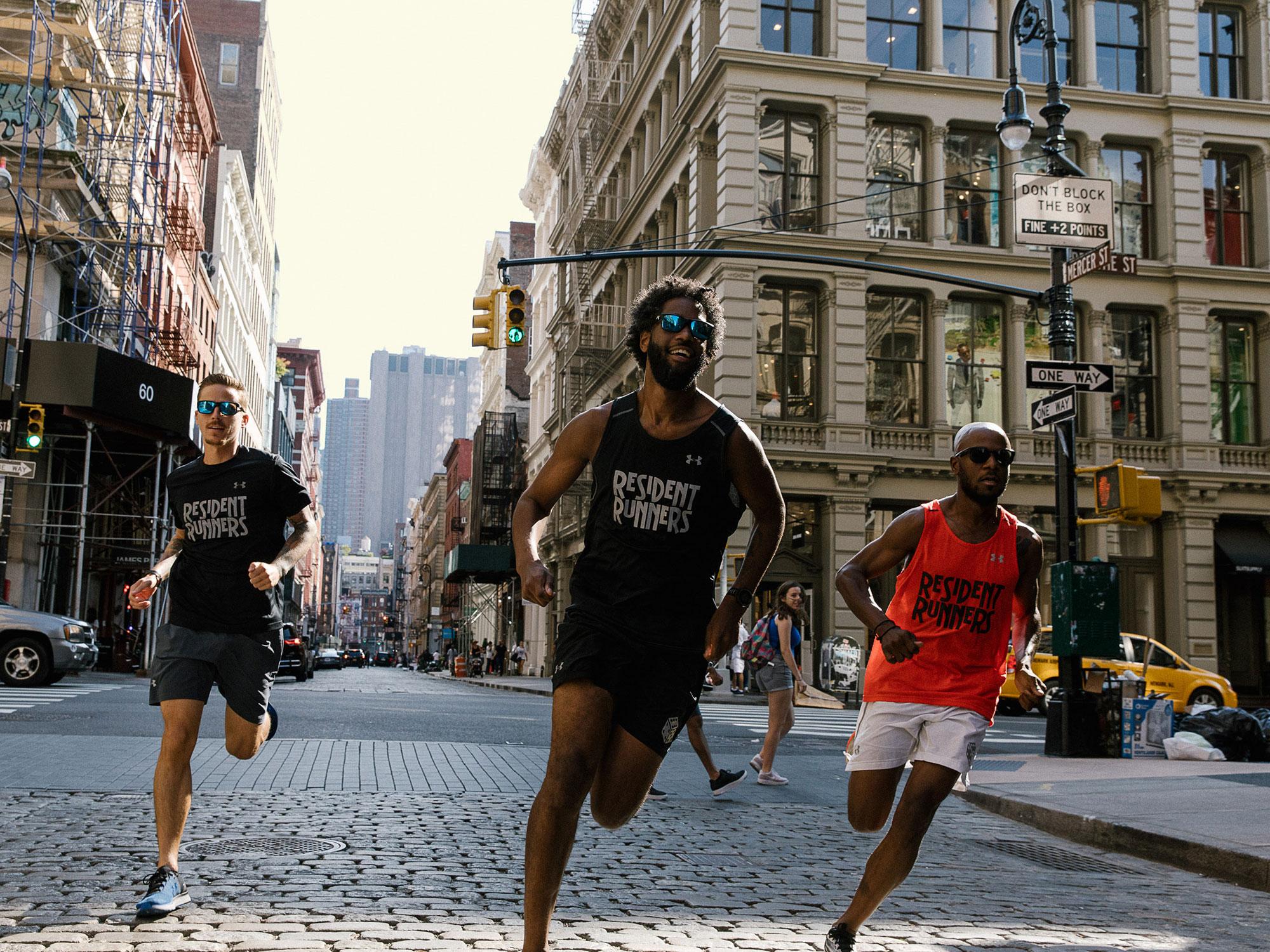Resident Runners New York City