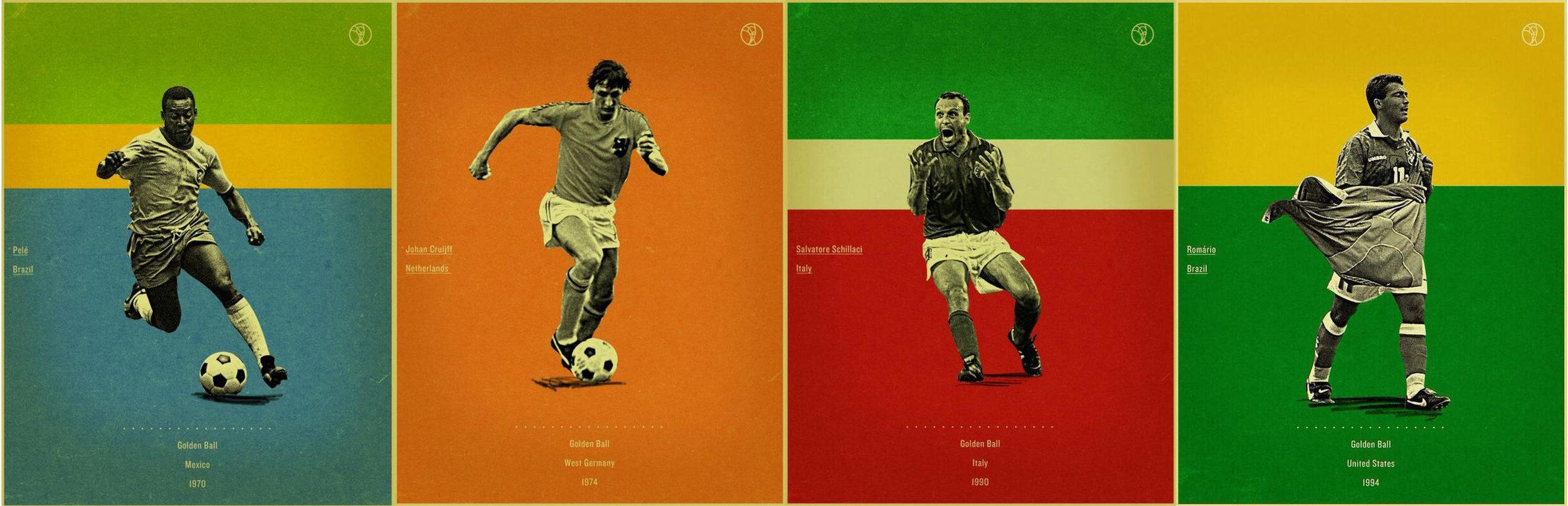 world cup retro montage