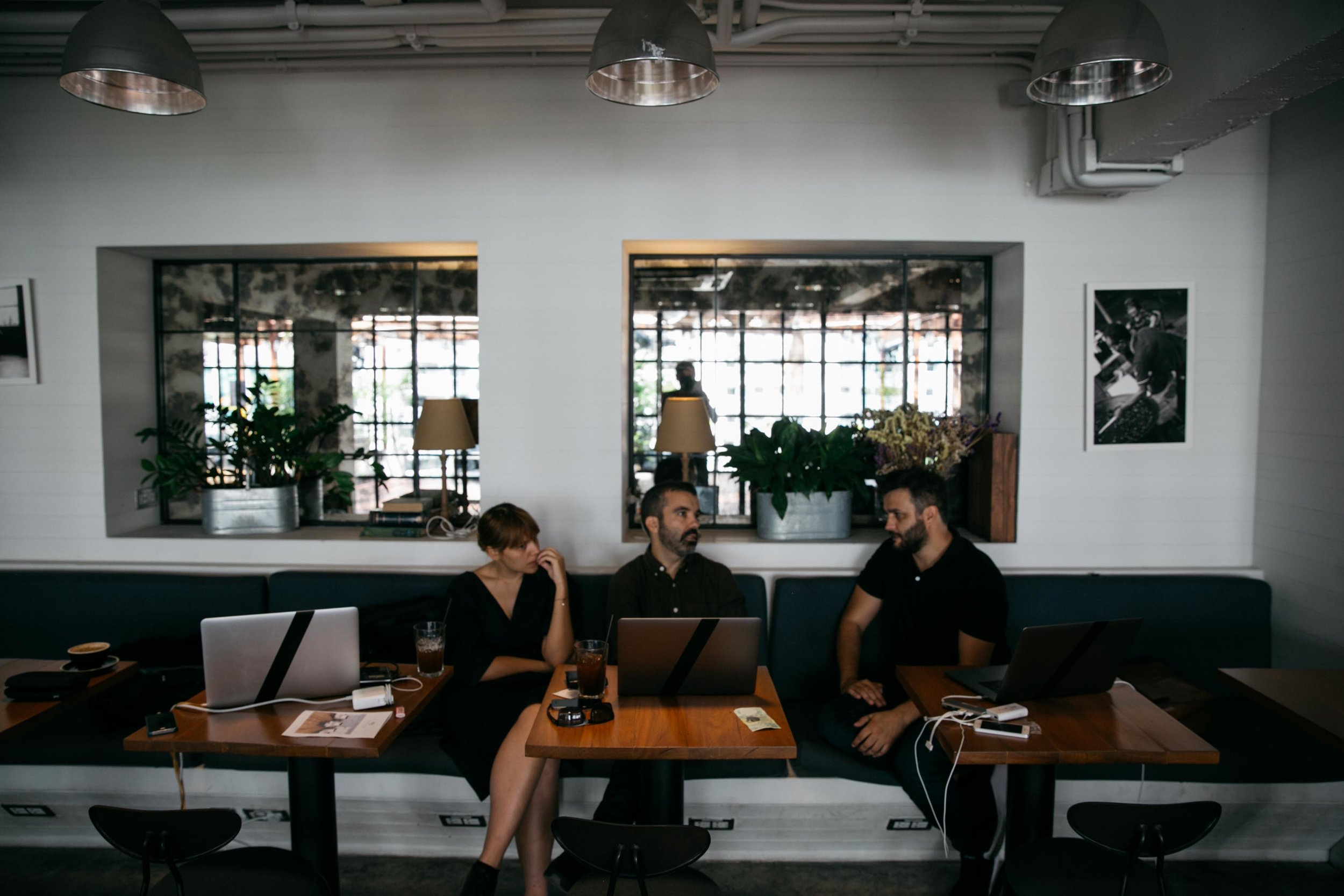 The Hive Co Working space Tonglor Bangkok