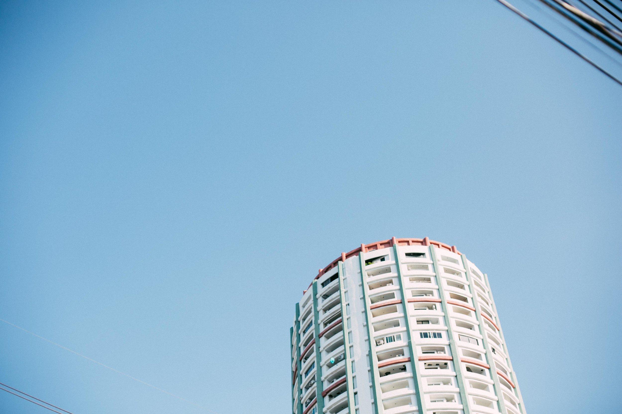 High rise bangkok