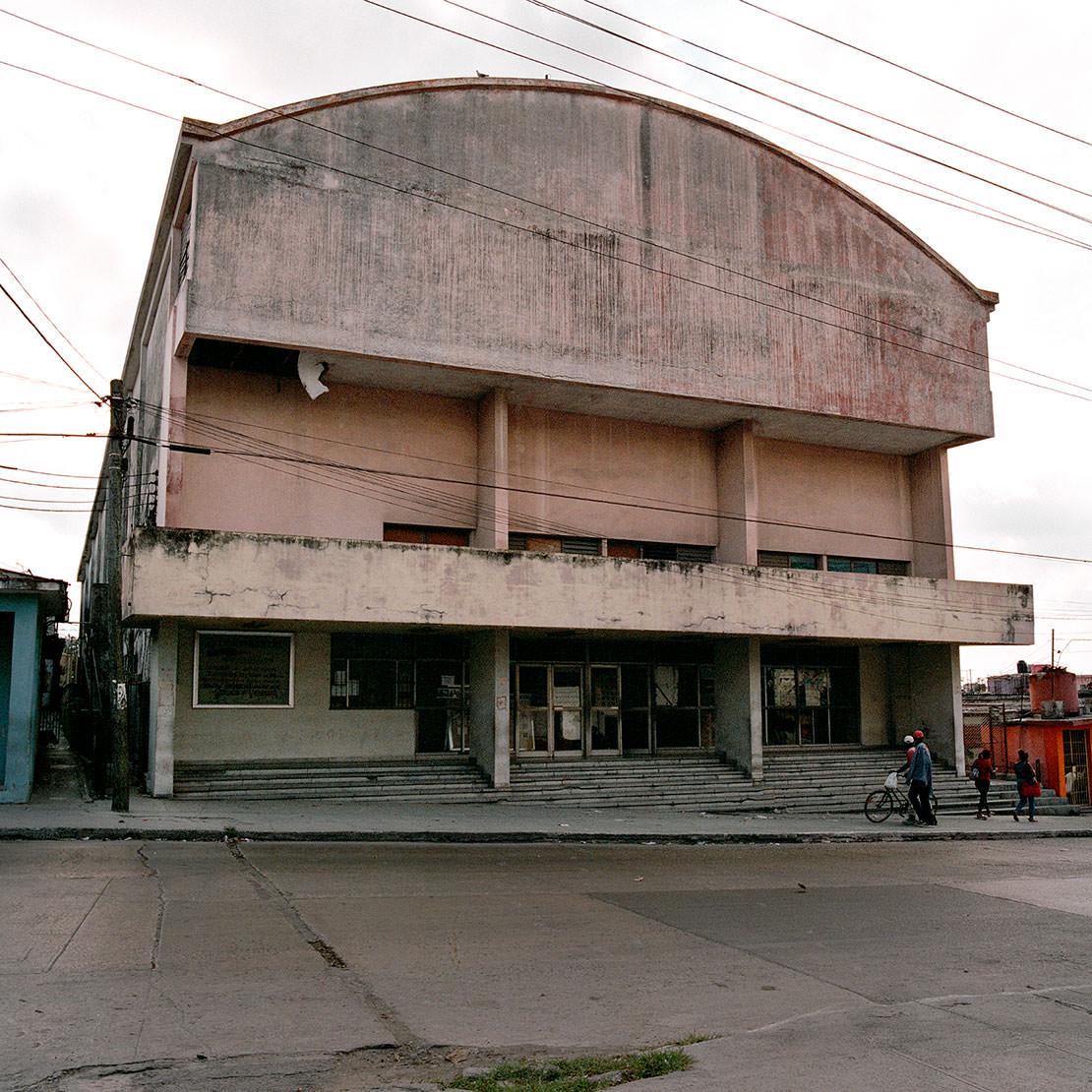Cines De Cuba