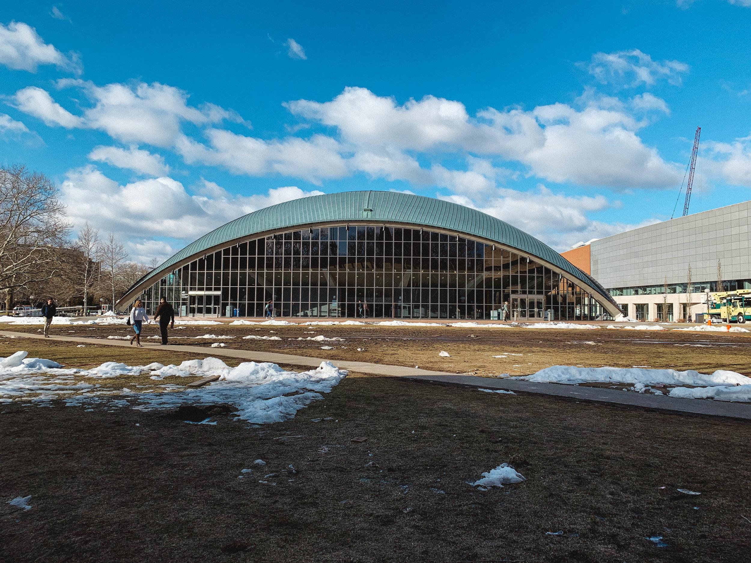Harvard Business School architecture