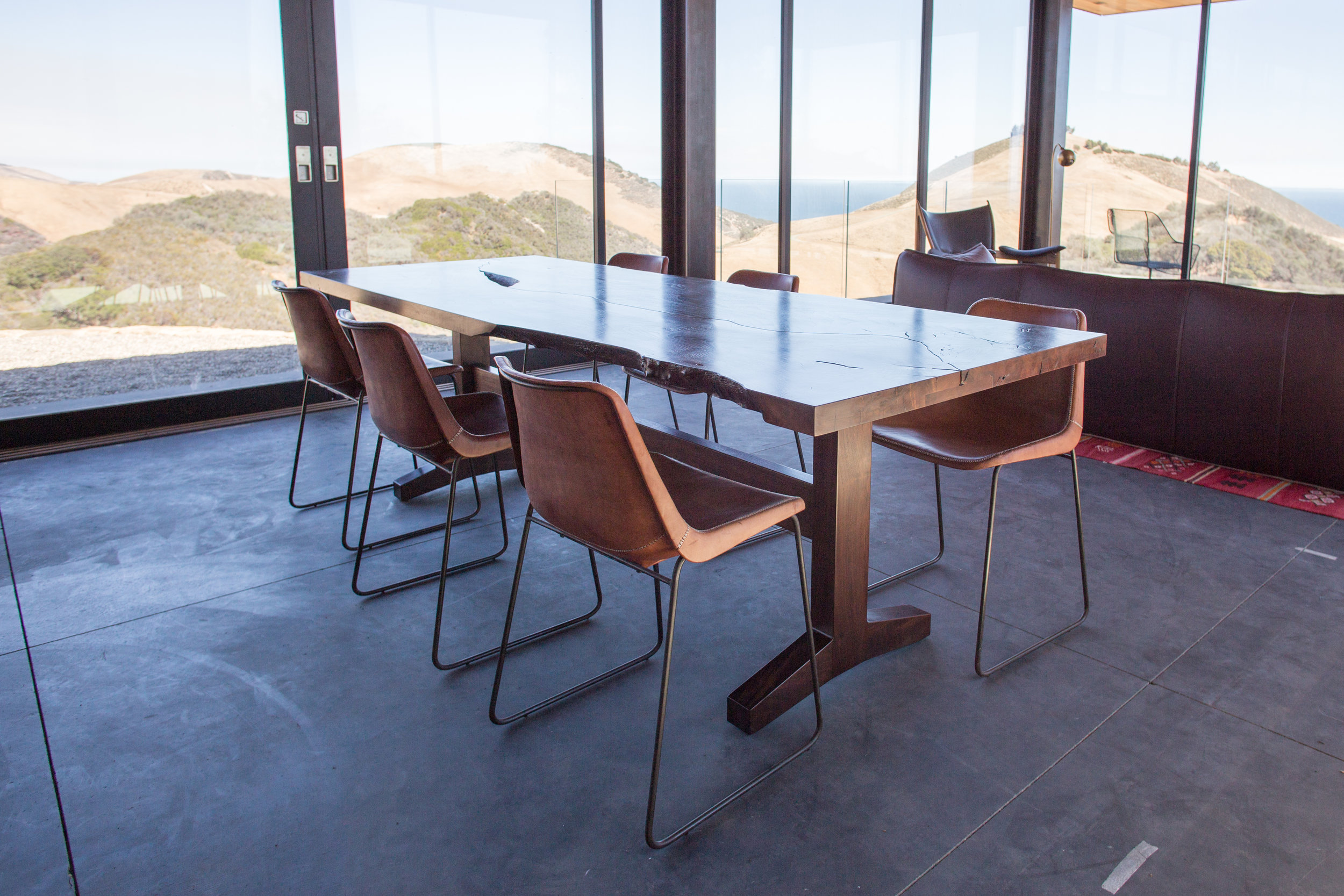 The San Andreas table
