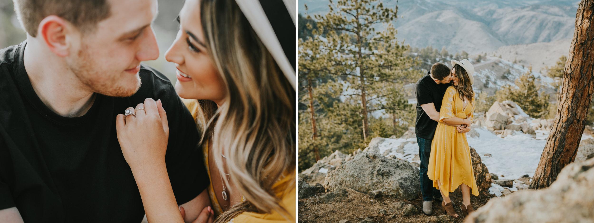 Lookout Mountain Park Denver Colorado Engagement Photographer 6.jpg